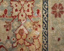 Před čištěním a restaurováním – detail
